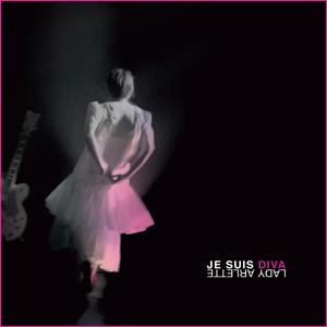 """Visuel de l'album """"Je suis diva"""""""