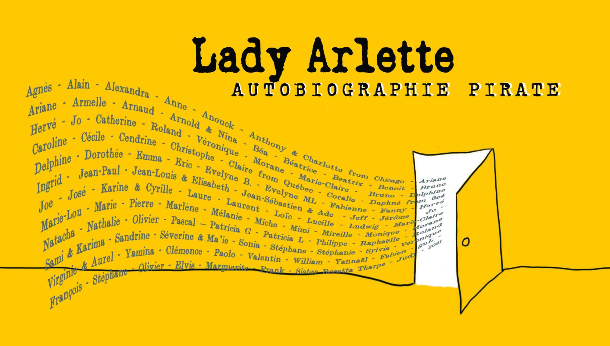 Lady Arlette